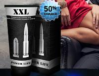 Андрологический крем XXL Power Life - Тикси